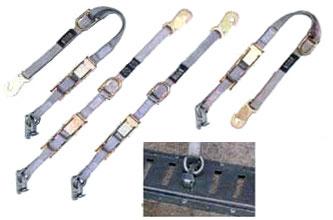 Sure-Lok L-Track Wheelchair Restraint Kit