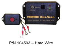 Bus Scan Hard Wire