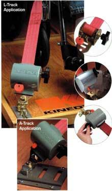 Sure-Lok Wheelchair Restraint System