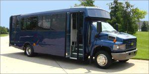 Champion Shuttle Bus