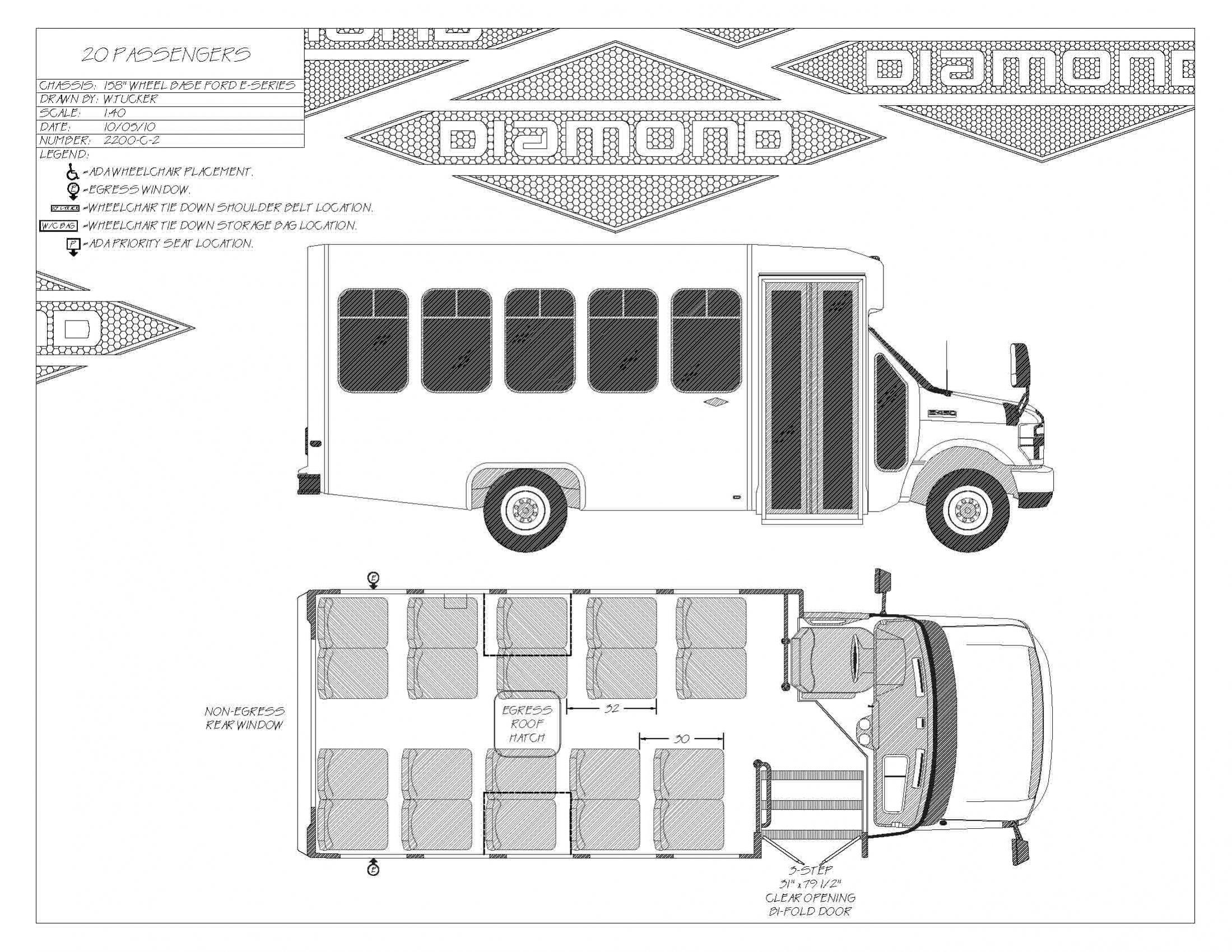 diamond vip 2200 central states bus salesdiamond vip 2200 full