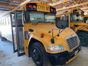 used vision school bus